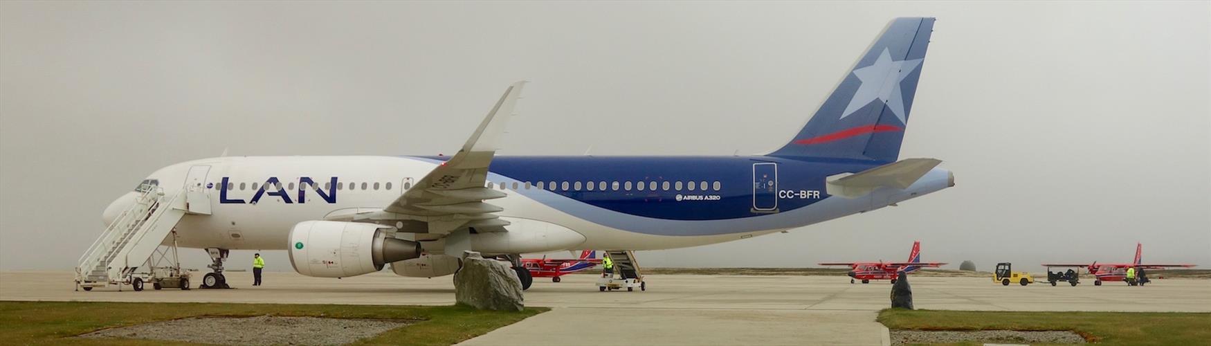 Resultado de imagen para Islas Malvinas airlines