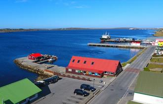 South Atlantic Lets_Boathouse_Stanley_Falkland Islands