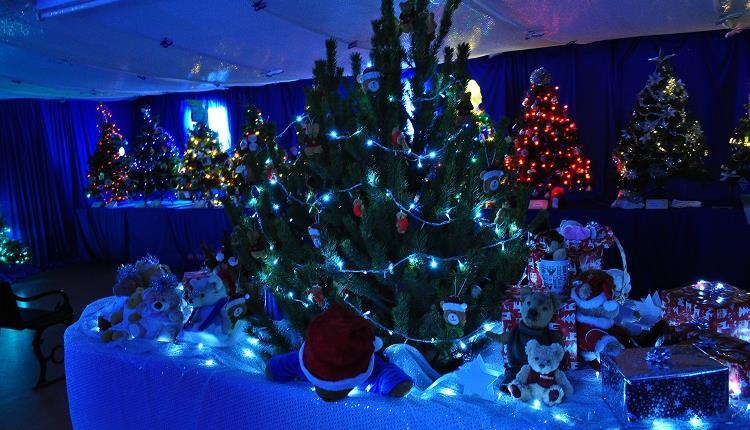 Island Christmas Tree.Christmas Tree Festival What S On