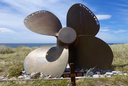 Atlantic Conveyor Memorial