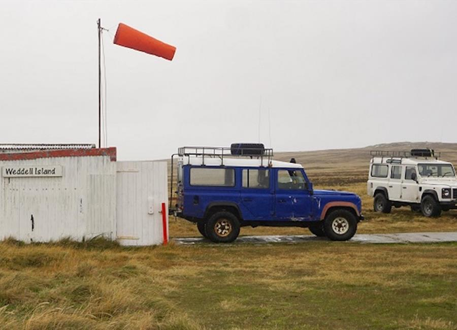 A Practical Guide to Visiting the Falkland Islands