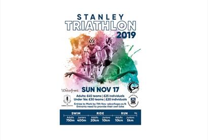 Falkland Islands Triathlon in Stanley