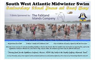 Midwinter Swim