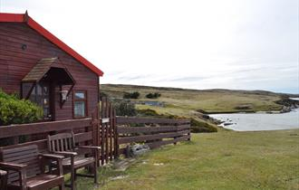 Moelwyn Cottage, Port Edgar, West Falklands