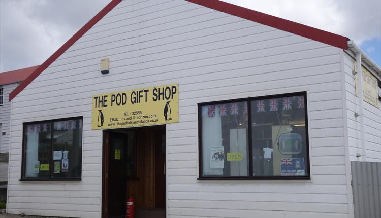The Pod Gift Shop