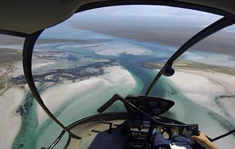 Falklands Helicopter Services- scenic tour